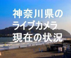 神奈川県のライブカメラ