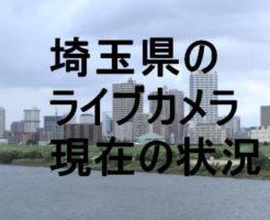 埼玉県のライブカメラ