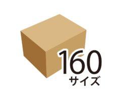 160サイズダンボール箱